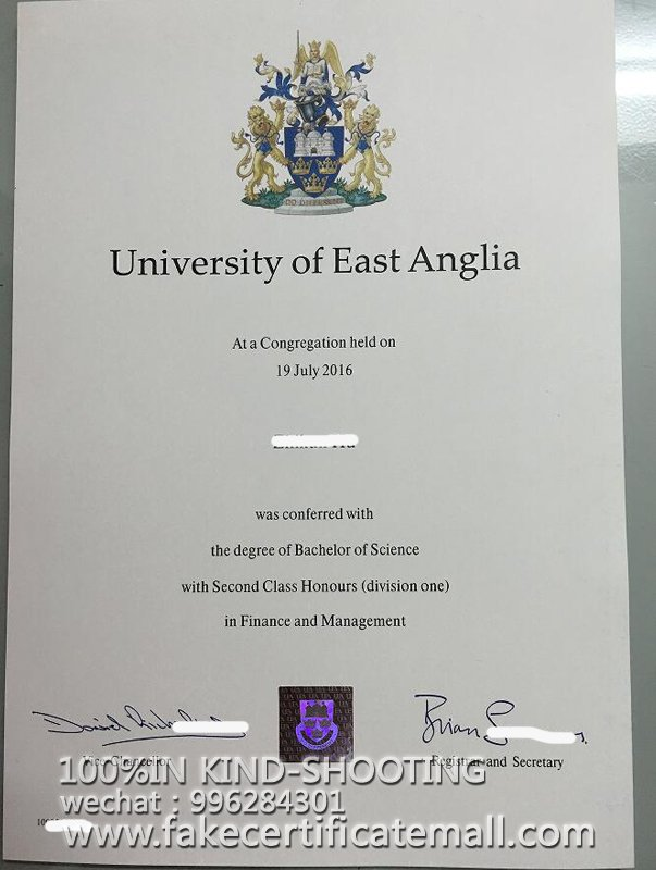 how to buy a fake degree from university of east anglia