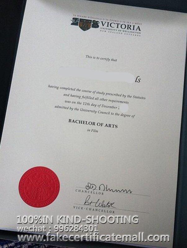Victoria University Of Wellington Diploma Fake Diploma College Fake