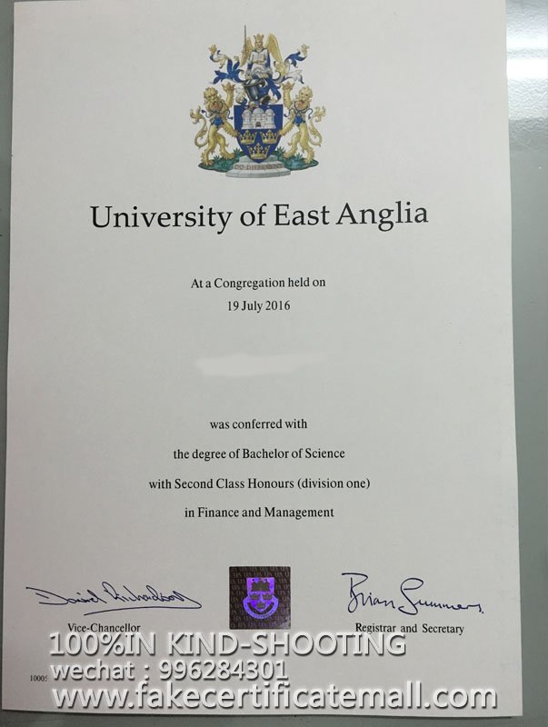 how to buy fake degree from university of east anglia