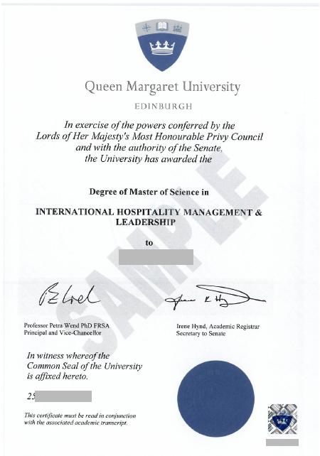 queen margaret university degreeqmu diplomaqueen margaret university in edinburgh has multiple majors and an mbaundergraduate tourism management hotel