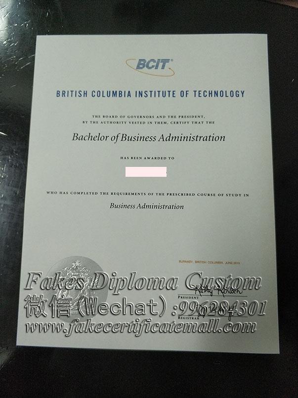 Bcit Business Administration Degree Bcit Samples2015 Fake Diploma College Fake Degree Transcript Fakecertificatemall Com