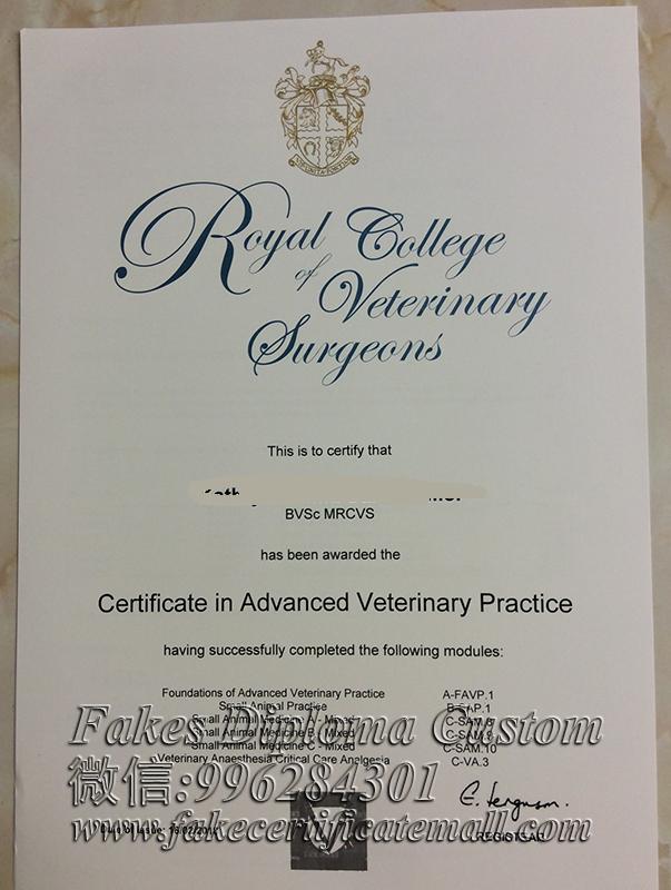 Buy diploma|Royal Veterinary College fake degree-Buy diploma